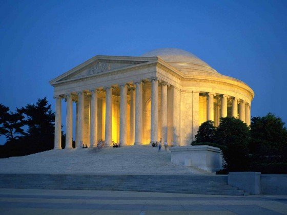 architecture the jefferson memorial great american things the off kilter life of a great american architect