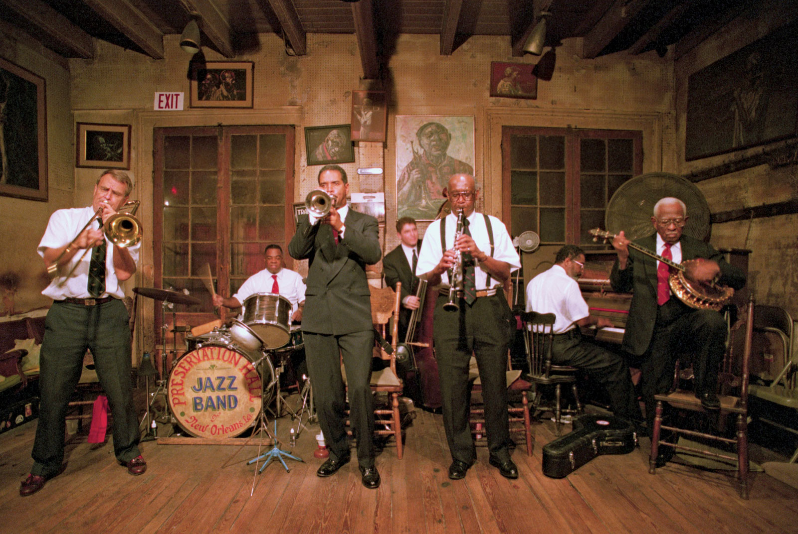 New Orleans Jazz Music Genre Overview