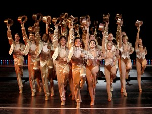 With 6,137 performances, A Chorus Line once reigned as the longest-running Broadway show. It still ranks fifth after all these years. Uploaded by blogs.courant.com.