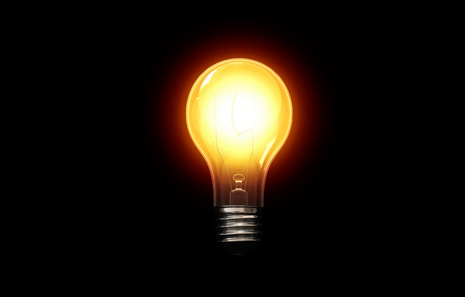 The incandescent light bulb great american things A light bulb