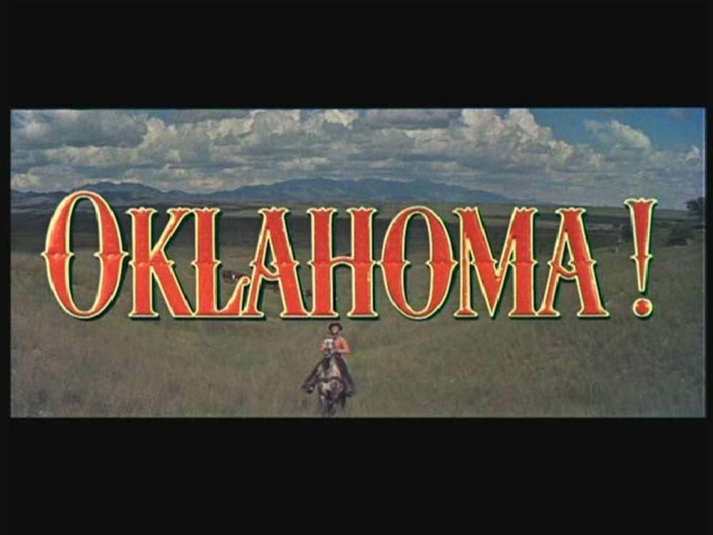 Oklahoma Rodgers Amp Hammerstein Great American Things