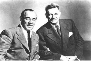 Richard Rodgers and Oscar Hammerstein on Great American Things