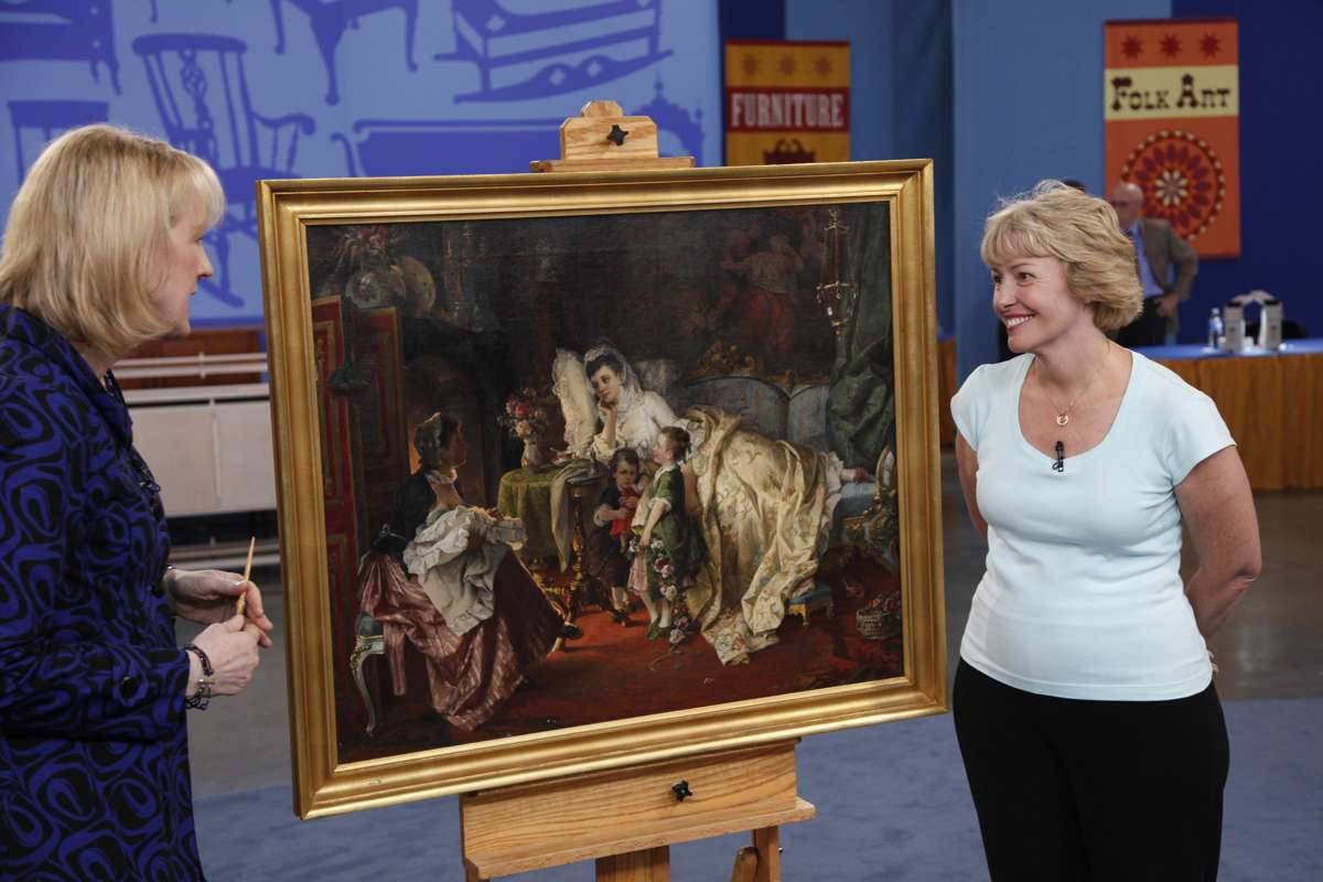 Antiques roadshow pbs great american things - Vintage antiques roadshow ...