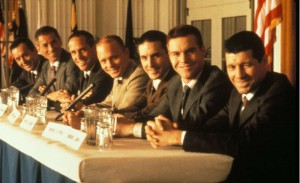 Cast of The Right Stuff, film on www.greatamericanthings.net