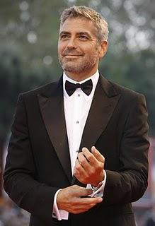 Actor George Clooney, www.greatamericanthings.net