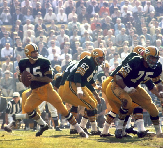 Green Bay Packers in Super Bowl I, www.greatamericanthings.net