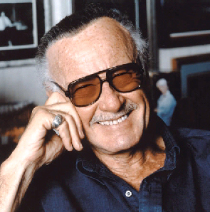 Stan Lee, www.greatamericanthings.net