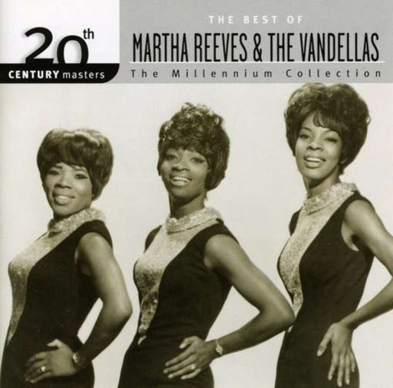 """Dancing in the Street"" by Martha and the Vandellas, www.greatamericanthings.net"