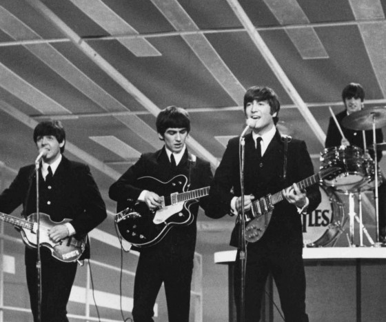 The Beatles on The Ed Sullivan Show, www.greatamericanthings.net
