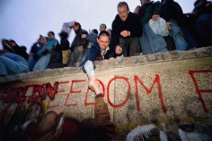 Fall of the Berlin Wall, www.greatamericanthings.net