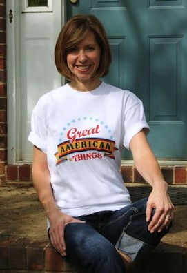 Great American Things T-shirt - Buy It Now