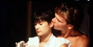 Unchained Melody got new life in 1990 when it was used in the film Ghost. Uploaded by myair.ro.
