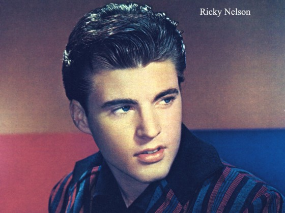 Teen Idol Ricky Nelson, www.greatamericanthings.net