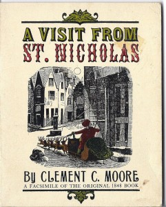 A Visit from St. Nicholas, www.greatamericanthings.net