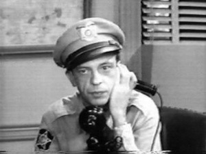 He had a successful career beyond Barney Fife, but that's what we'll always remember him for.
