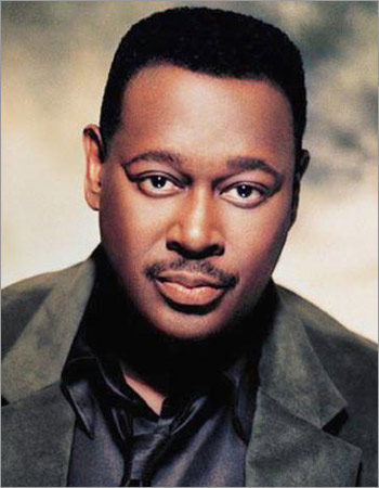 Luther Vandross – Dancing With His Father