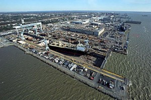 Newport News Shipbuilding, www.greatamericanthings.net