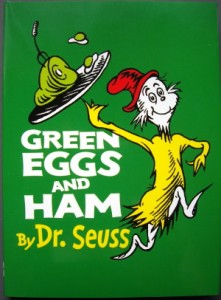 Green Eggs and Ham, www.greatamericanthings.net