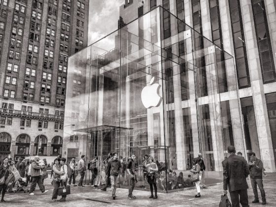 Apple Store in NY
