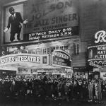 The Premiere of The Jazz Singer, www.greatamericanthings.net