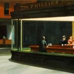 Nighthawks, by Edward Hopper, www.greatamericanthings.net
