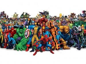 Marvel Comics Characters, www.greatamericanthings.net