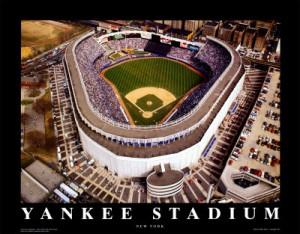 Original Yankee Stadium, www.greatamericanthings.net